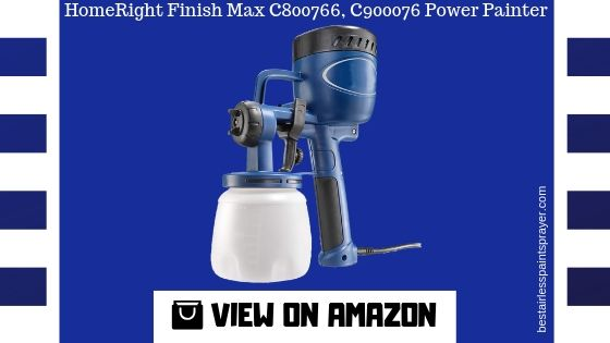 HomeRight Finish Max C800766, C900076 Paint Sprayer Power Painter